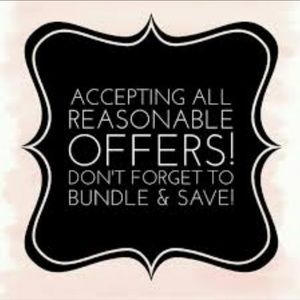 Accessories - Offers accepted